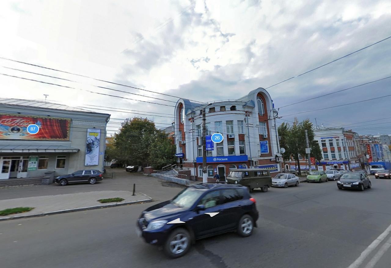Зал Ленина 85 Антураж